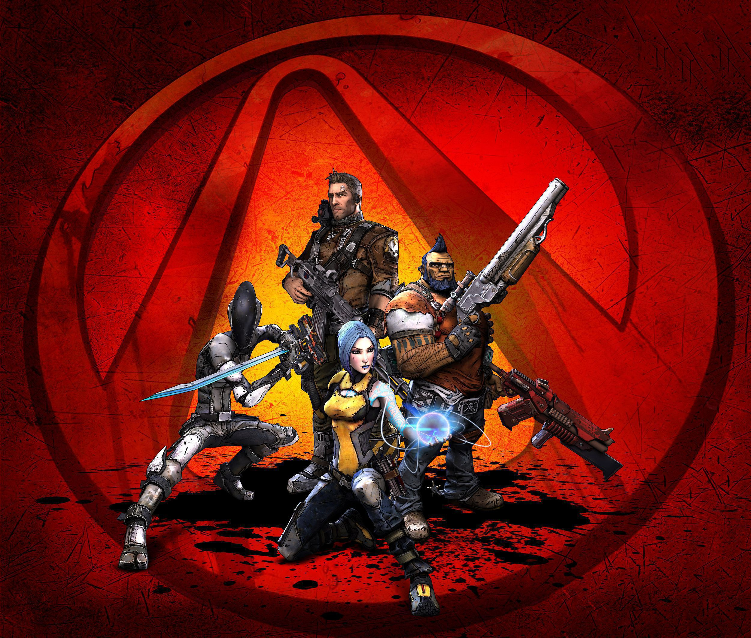 Picture Borderlands 2