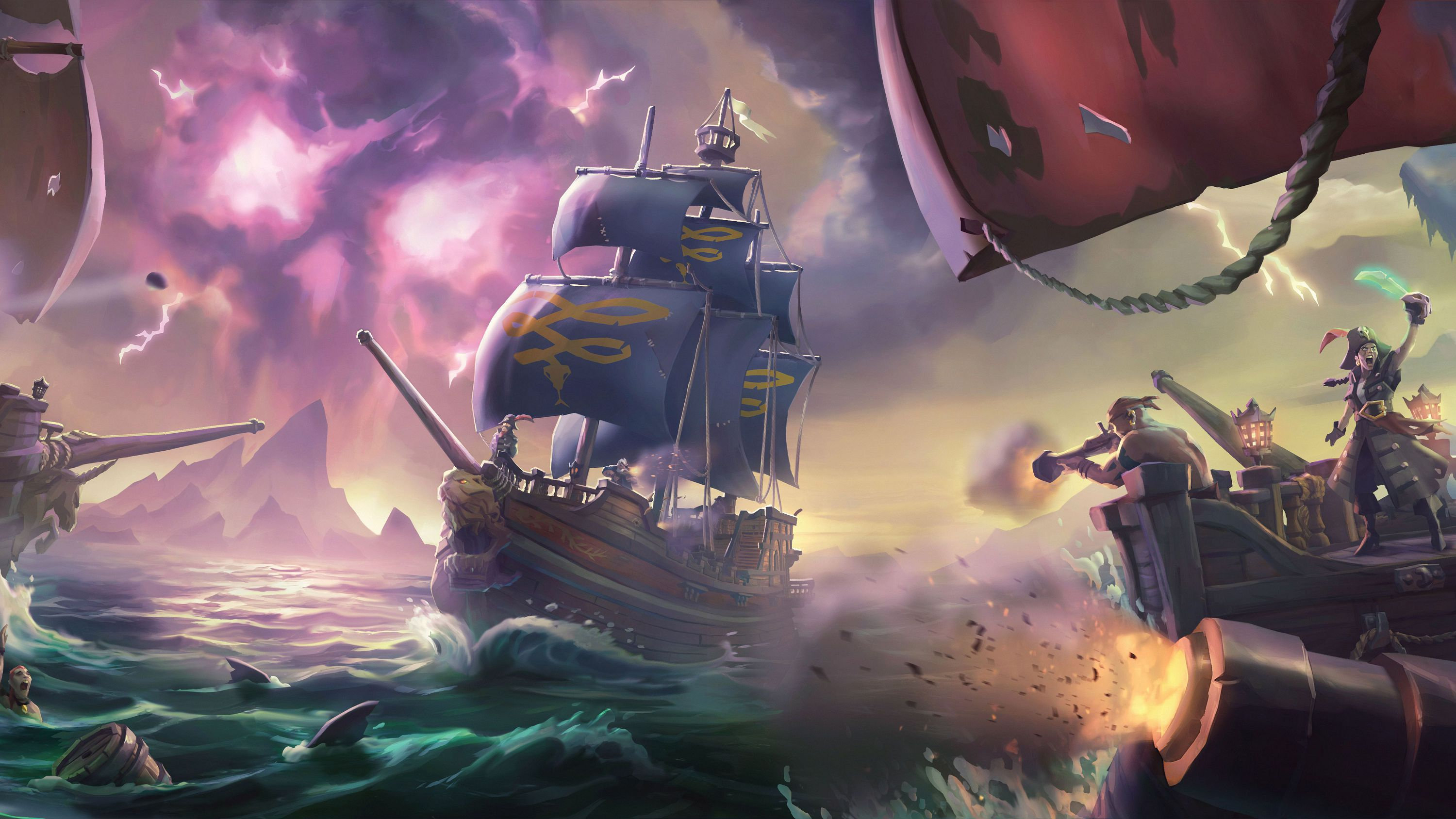 Sea Of Thieves Images