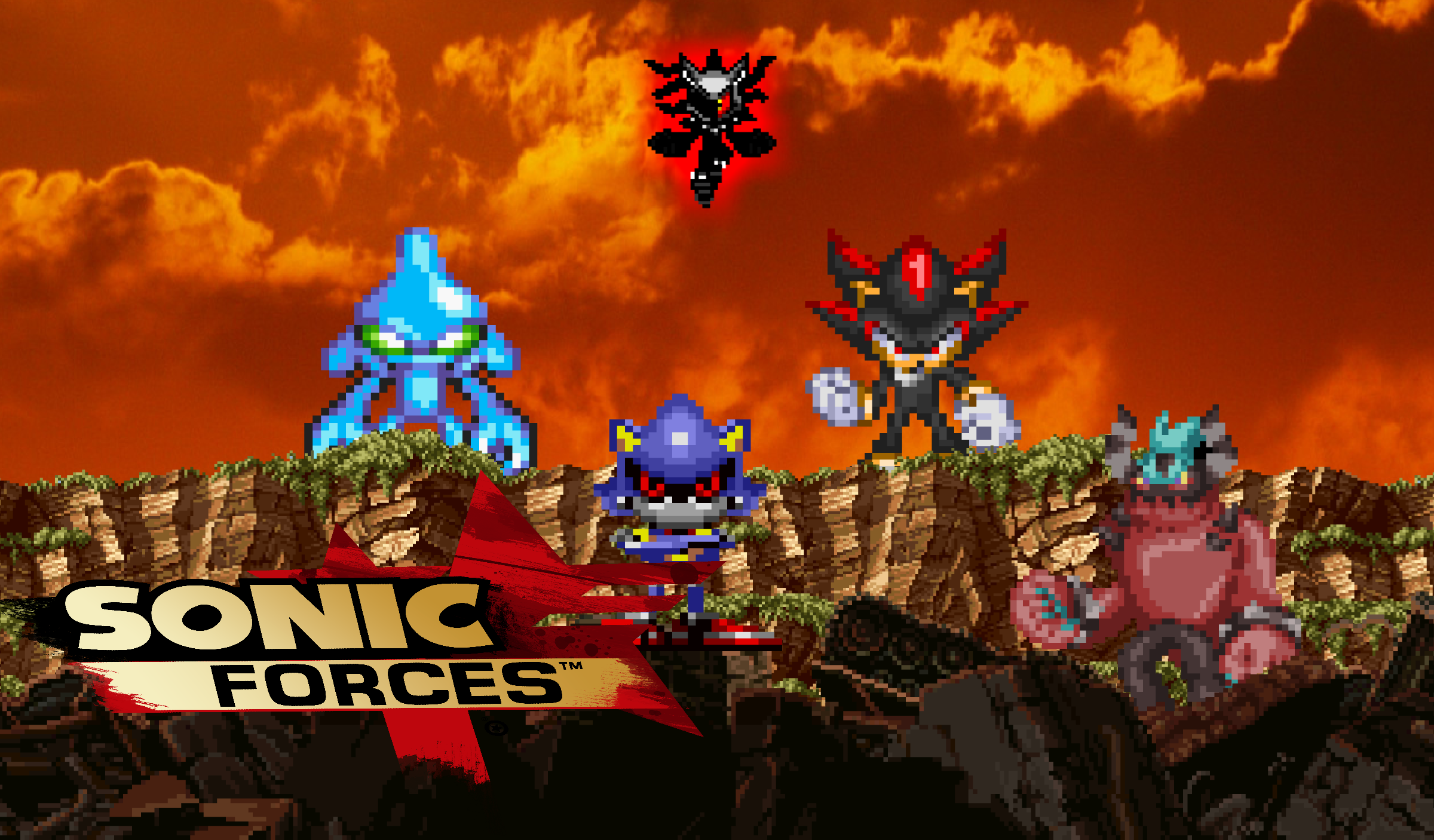 Sonic Forces Beautiful
