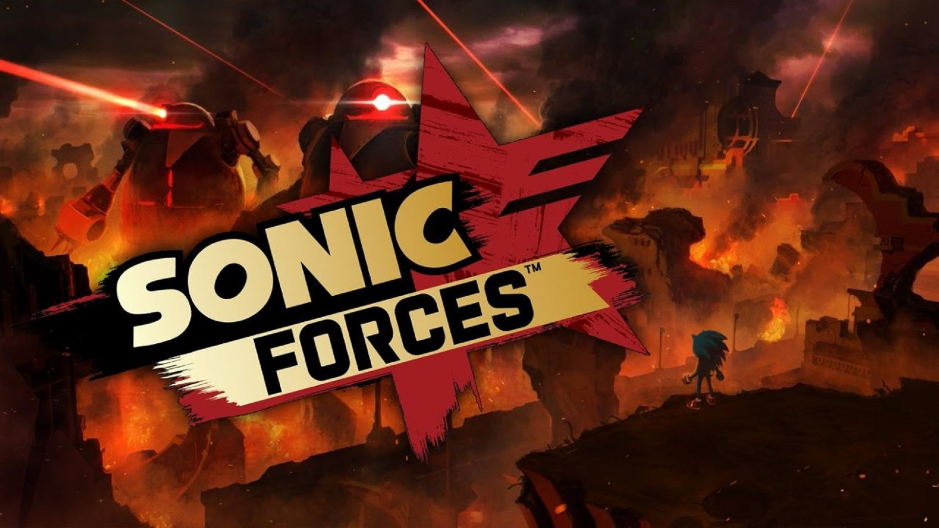 Sonic Forces In High Resolution