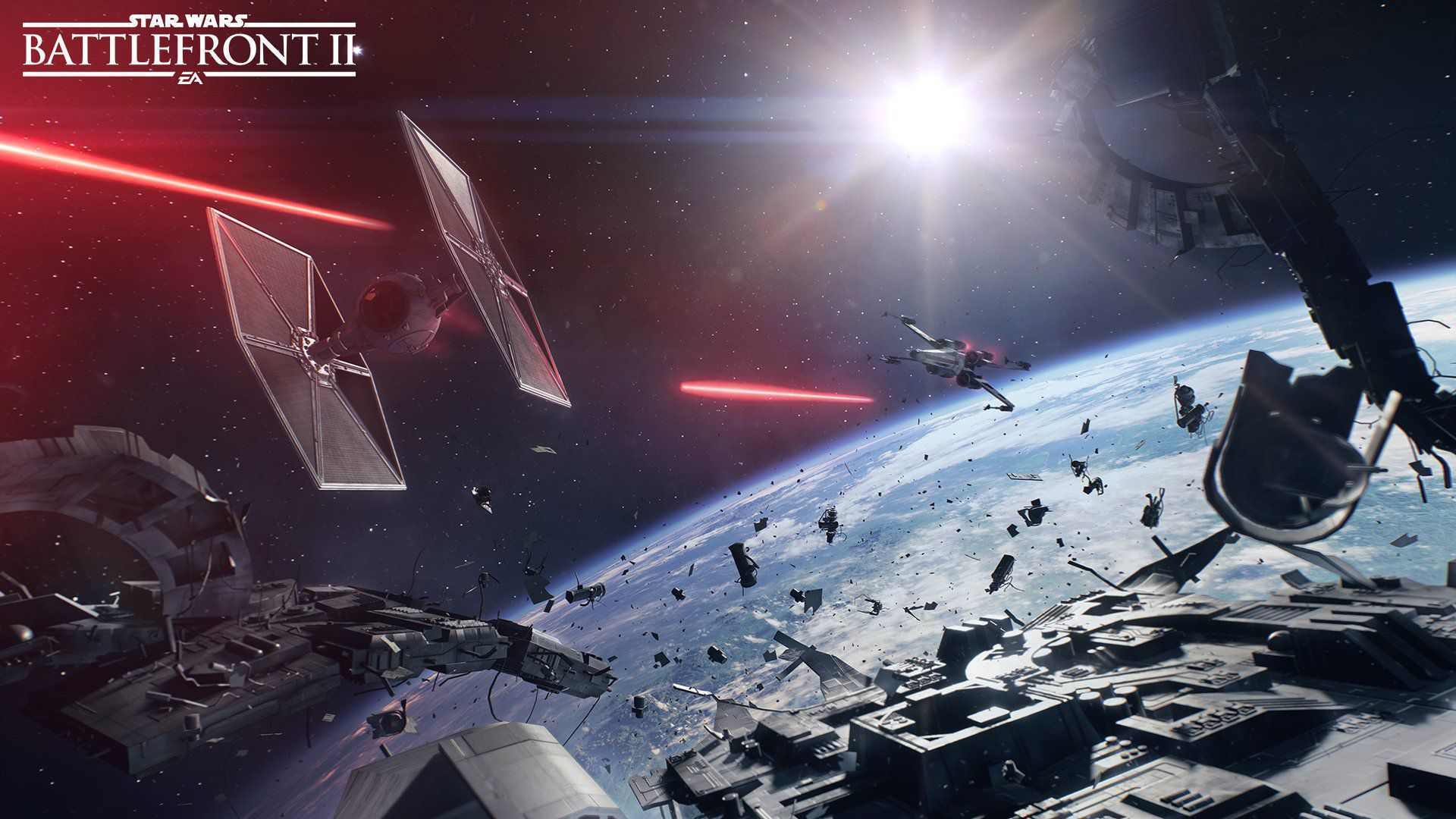 Star Wars Battlefront 2 High Definition Wallpapers