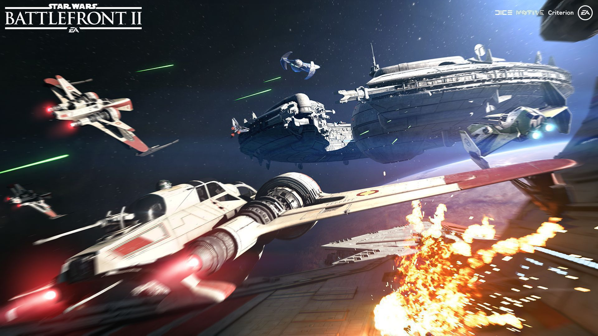 Star Wars Battlefront 2 Wallpapers