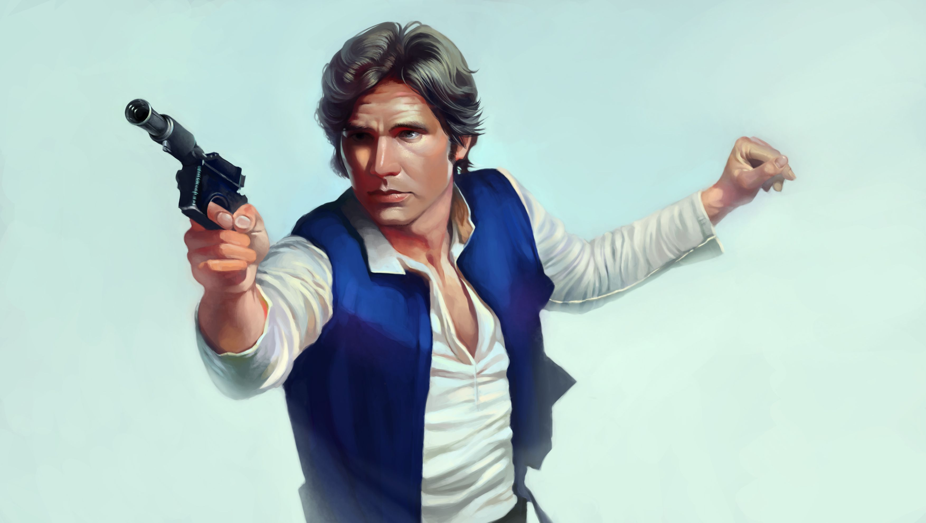 Star Wars Han Solo High Quality Wallpapers