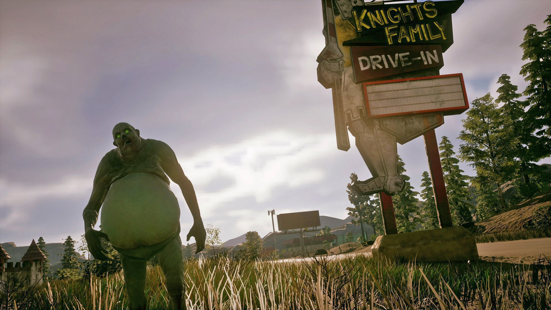 State Of Decay 2 Drive In
