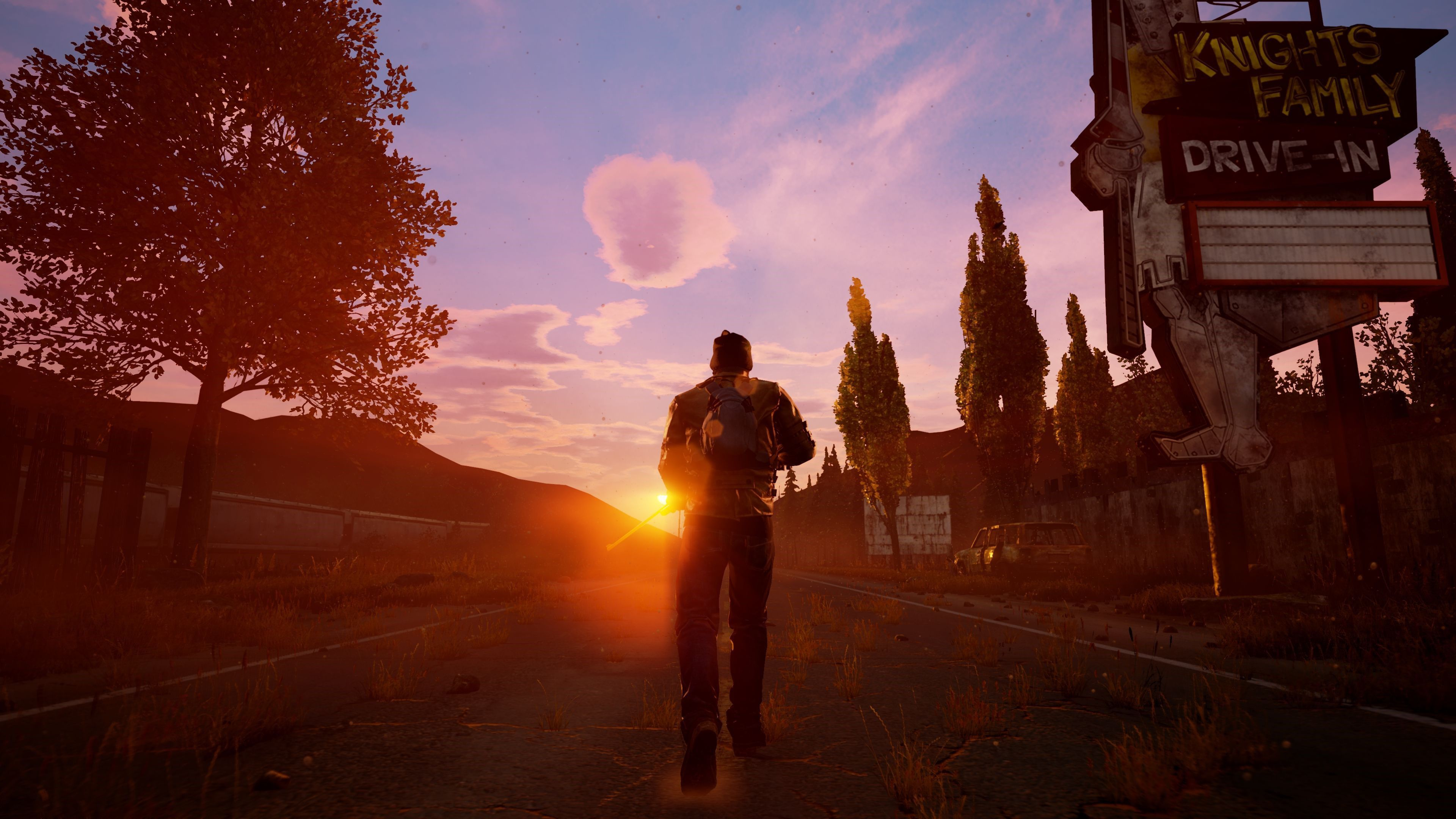 State Of Decay 2 Lonely Sunset