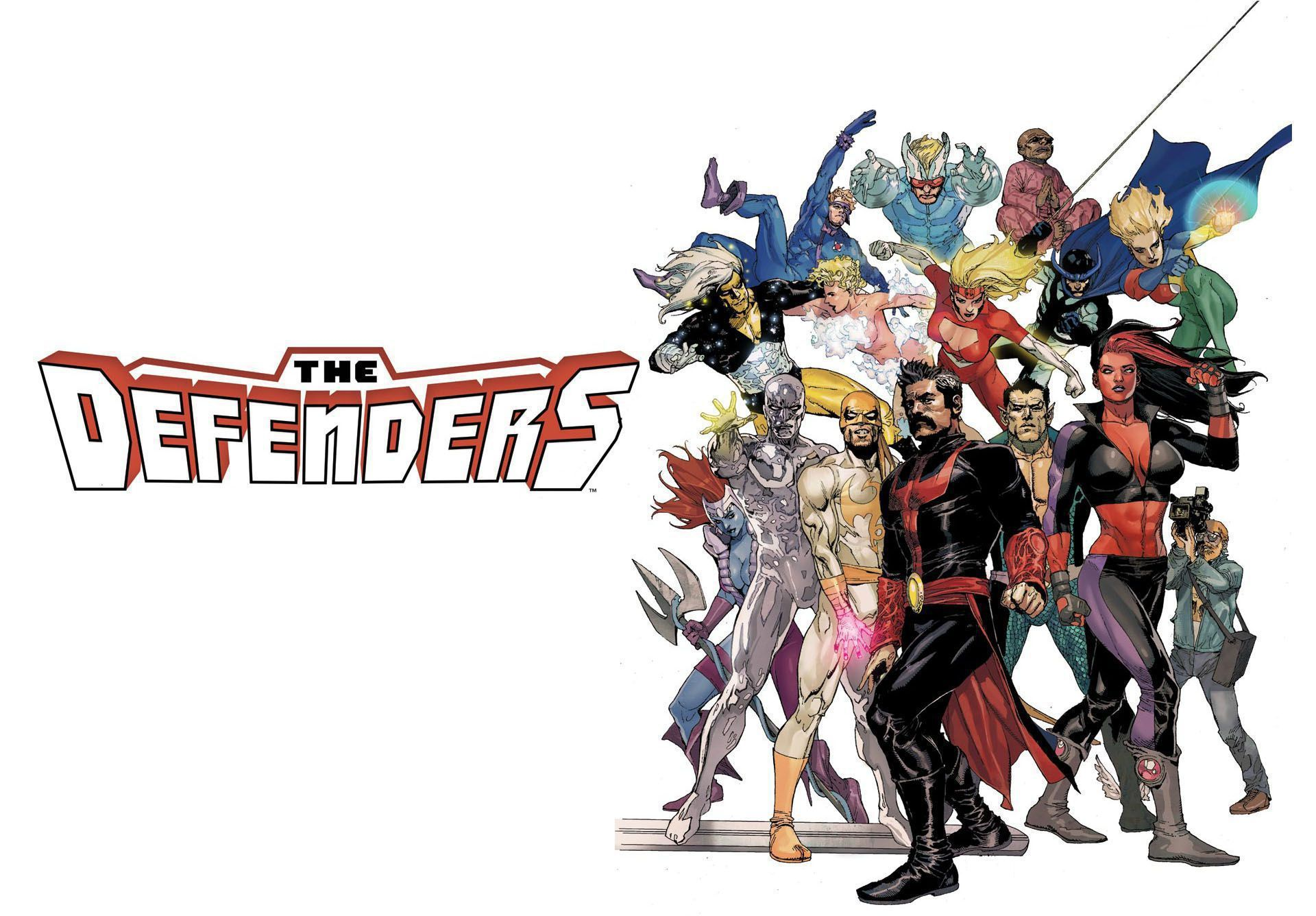 The Defenders Gallery