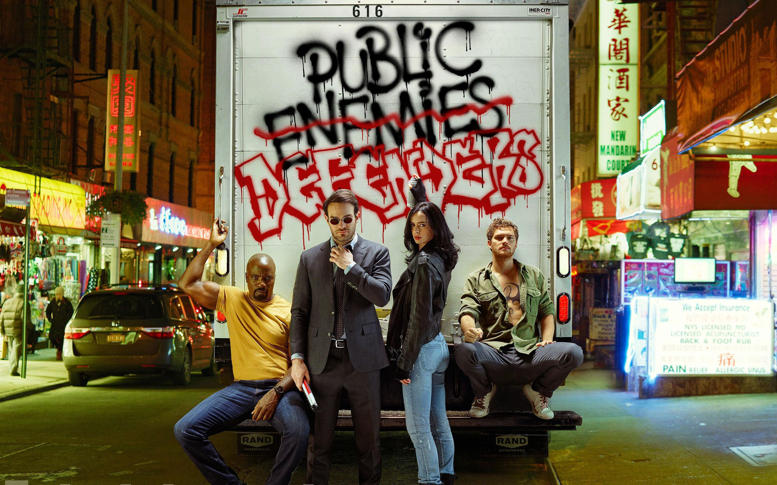 The Defenders High Definition Wallpapers