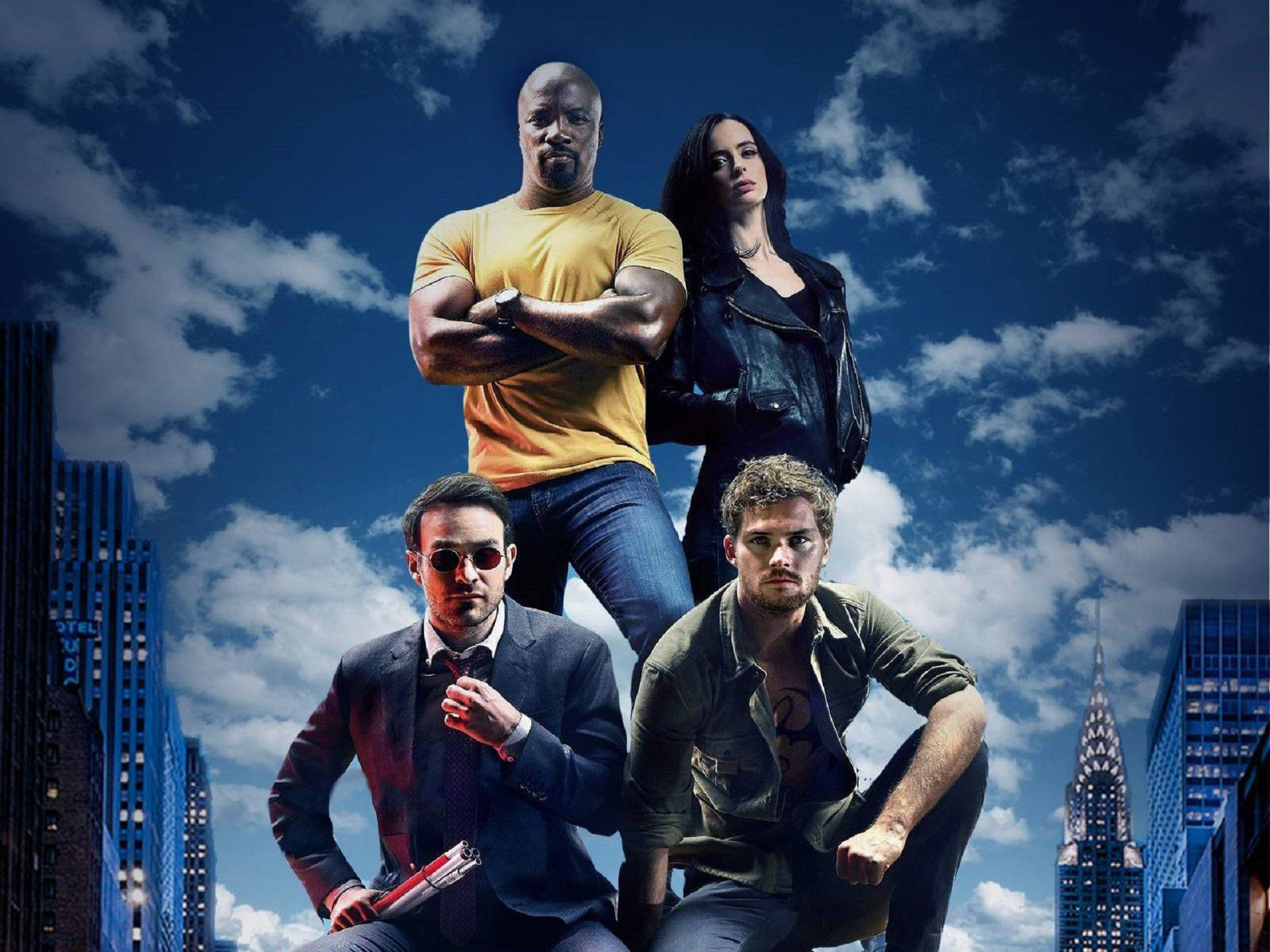 The Defenders High Quality Wallpapers