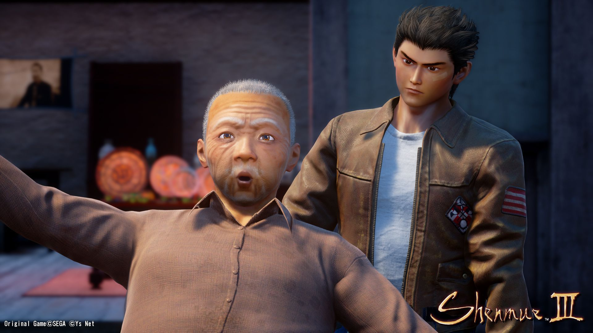 Shenmue 3 4