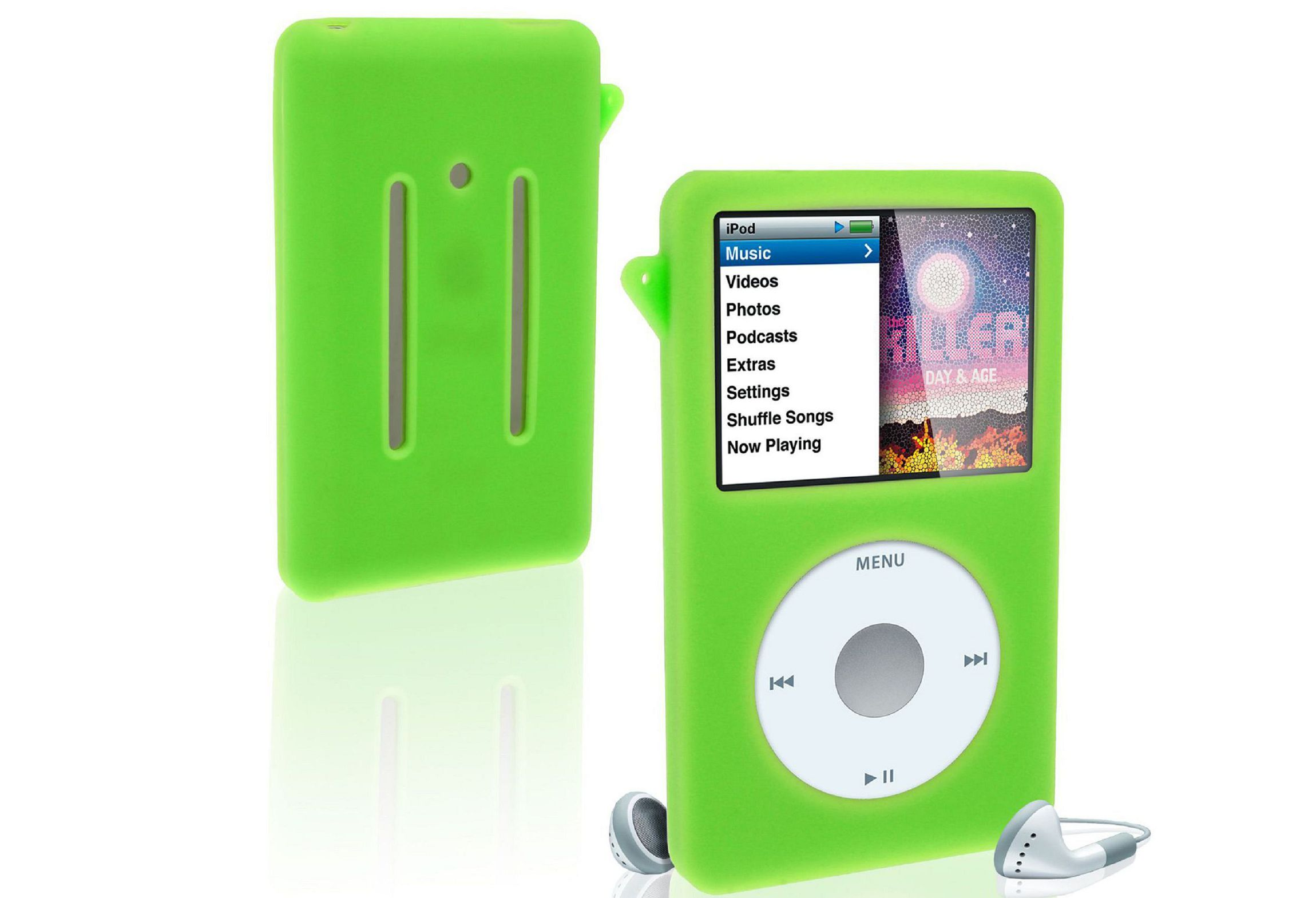 Apple Ipod HD Desktop
