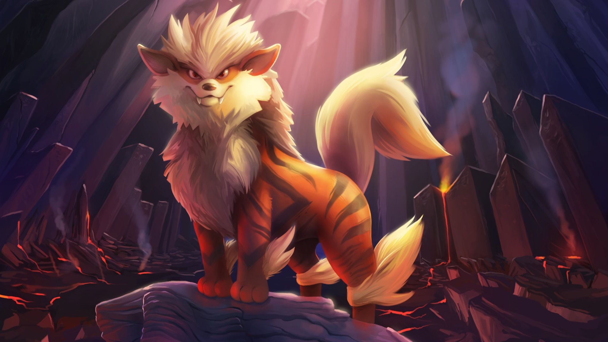 Arcanine High Definition Wallpapers