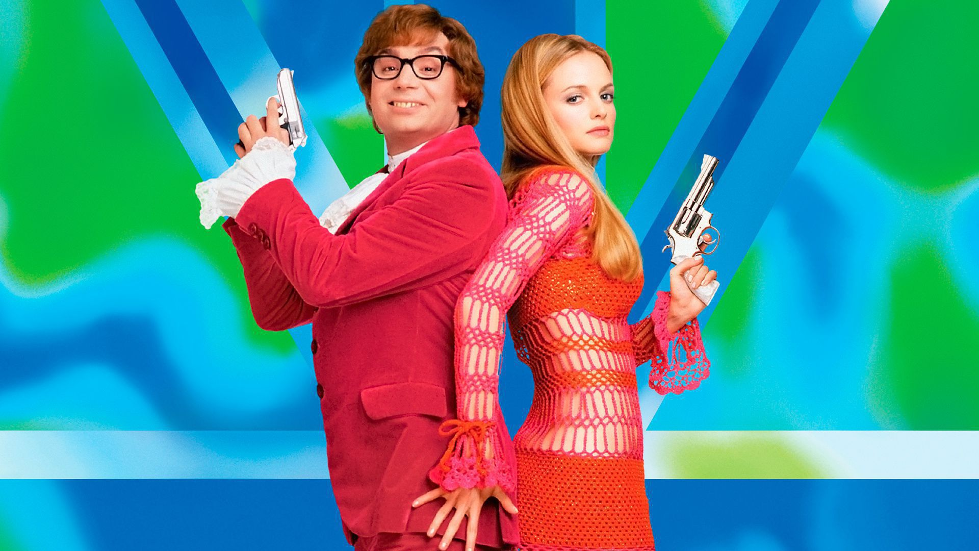 Austin Powers In High Resolution