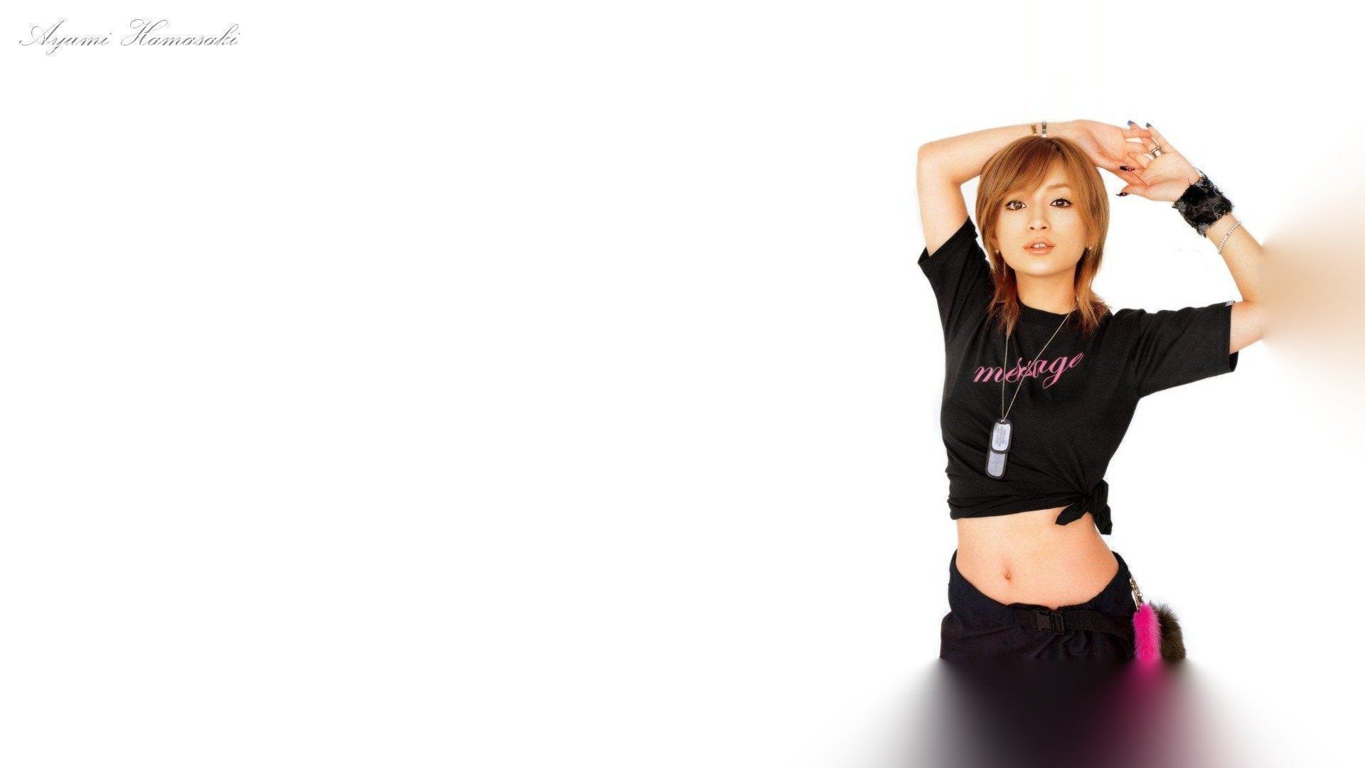 Ayumi Hamasaki Background