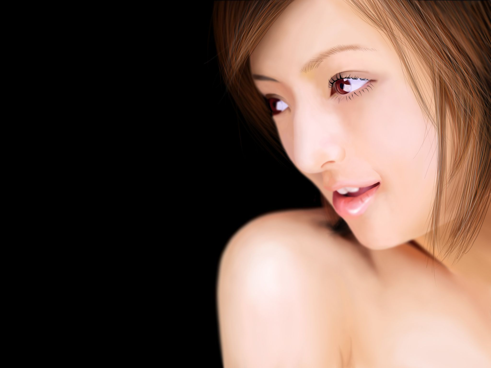 Ayumi Hamasaki High Definition Wallpapers
