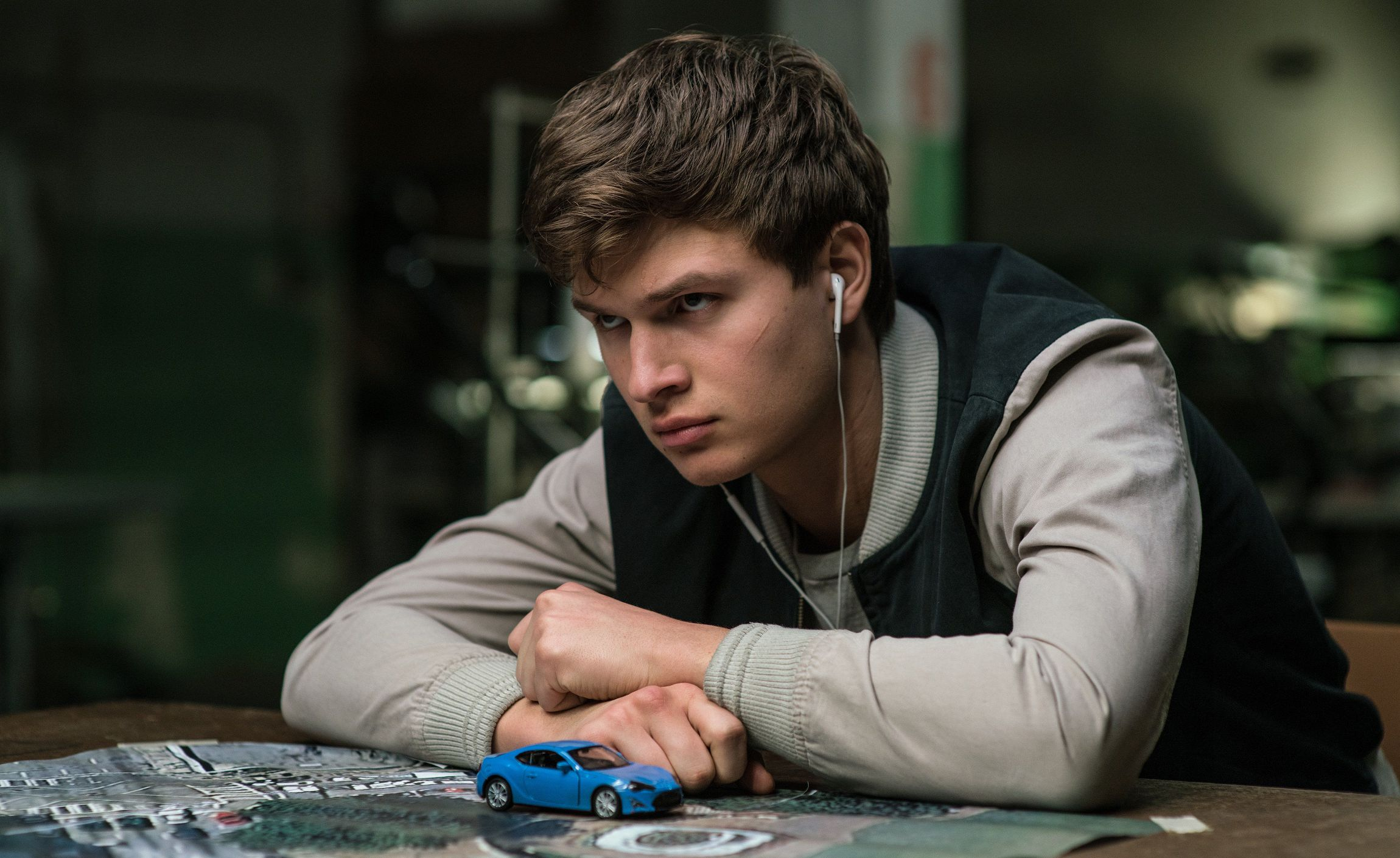 Baby Driver Wallpaper Pack