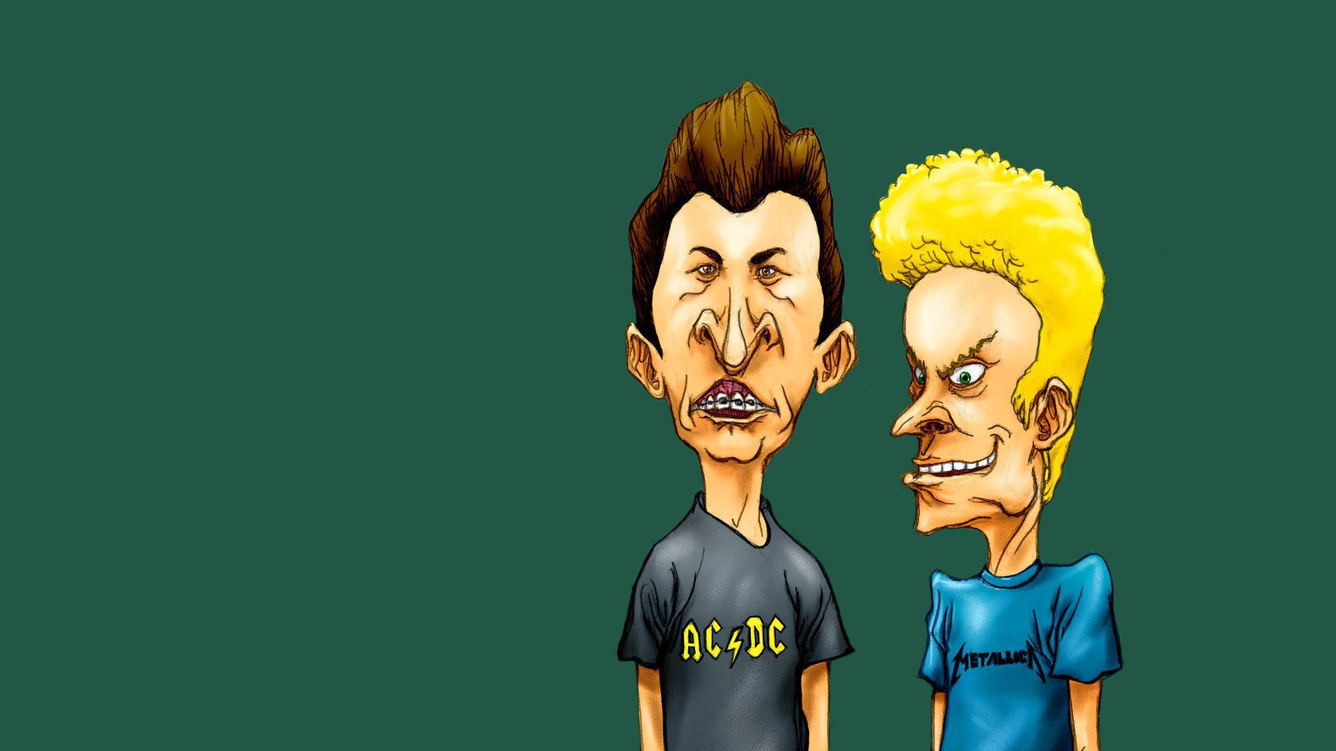 Beavis And Butthead High Quality Wallpapers