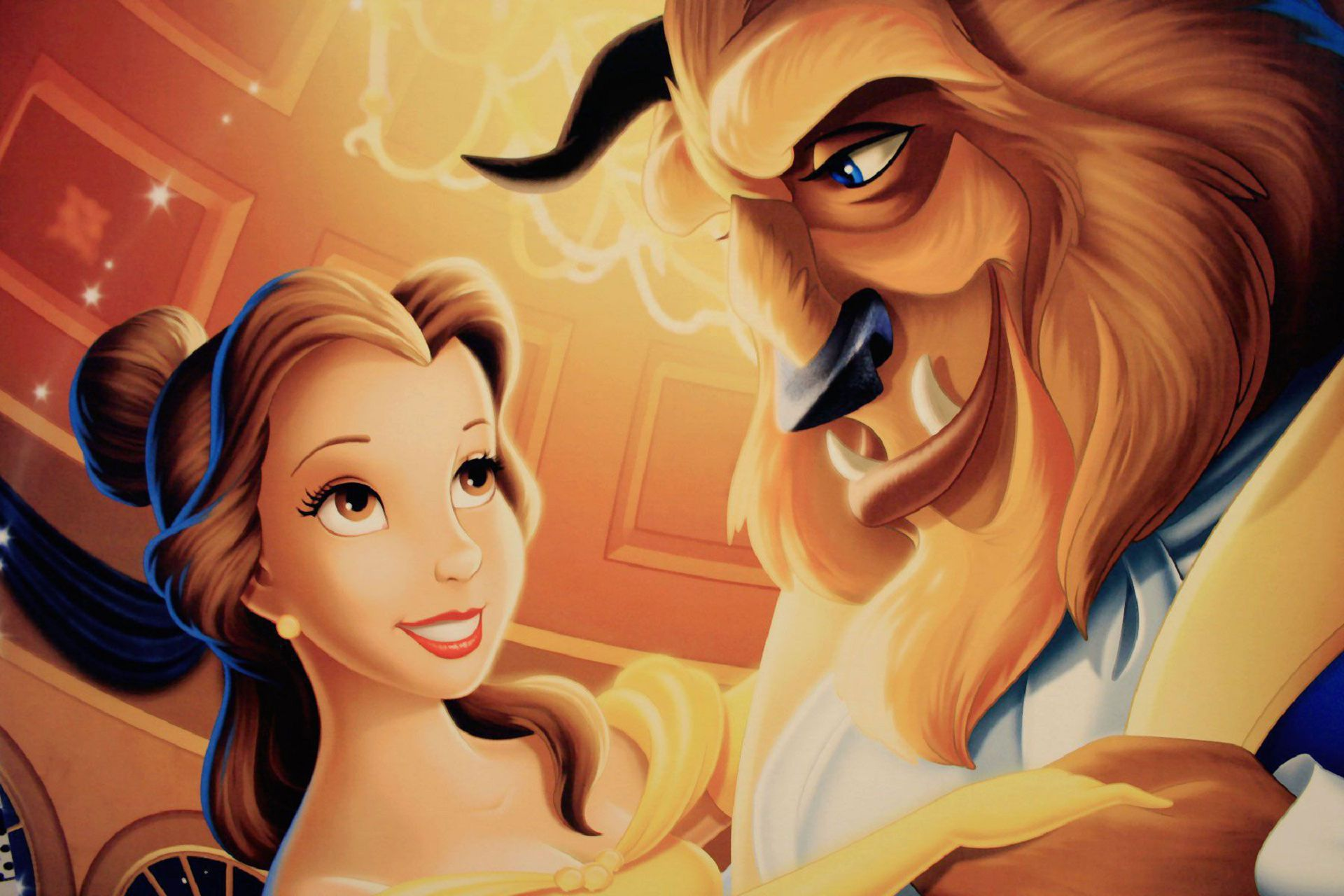Belle Beauty And The Beast Beautiful