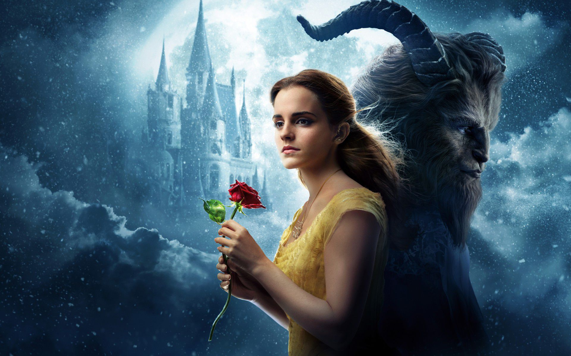 Belle Beauty And The Beast Photos