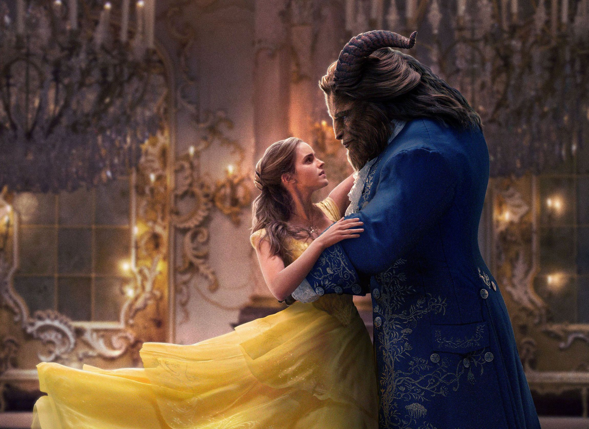 Belle Beauty And The Beast Wallpapers HD