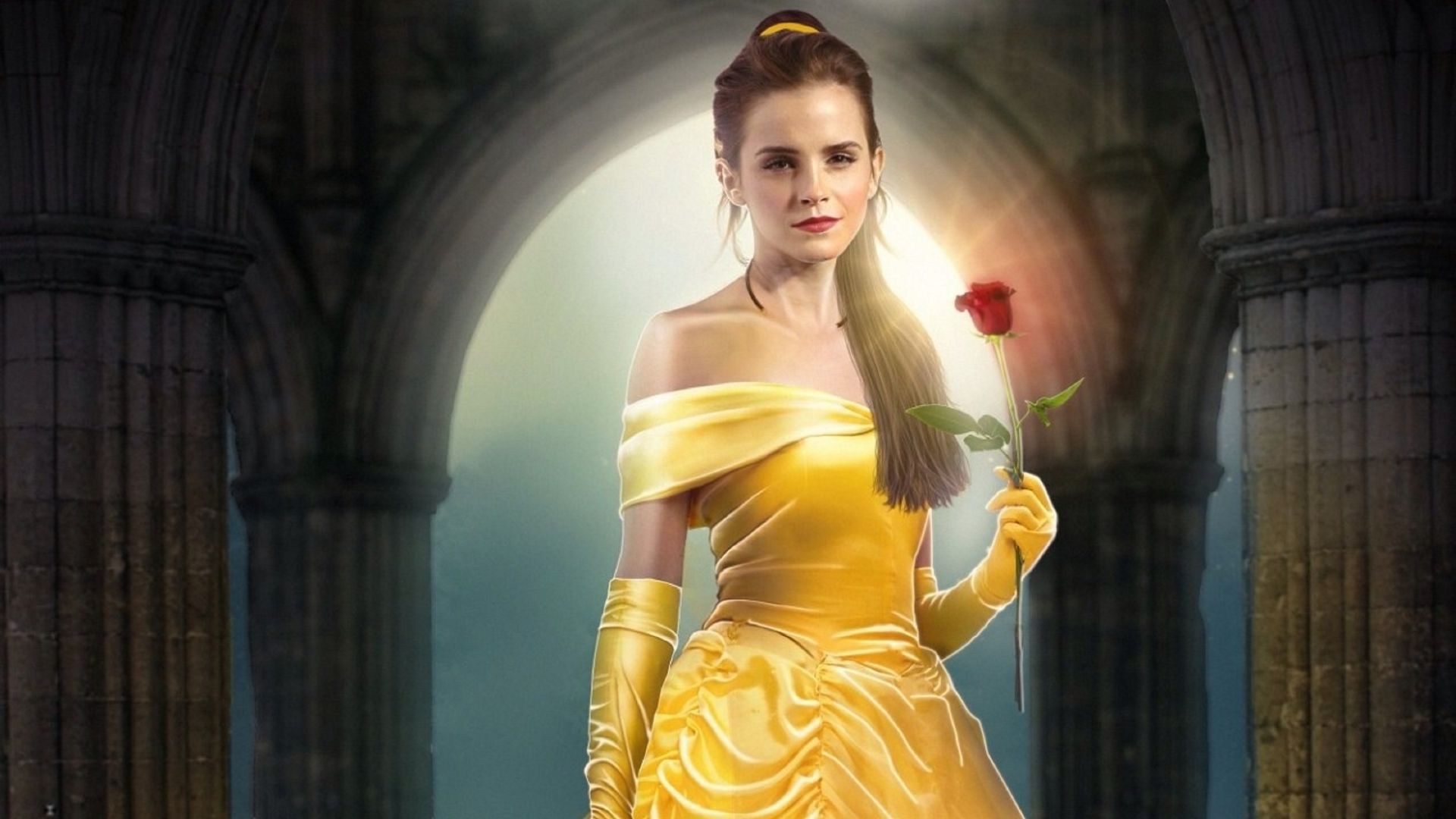Belle Beauty And The Beast In High Resolution