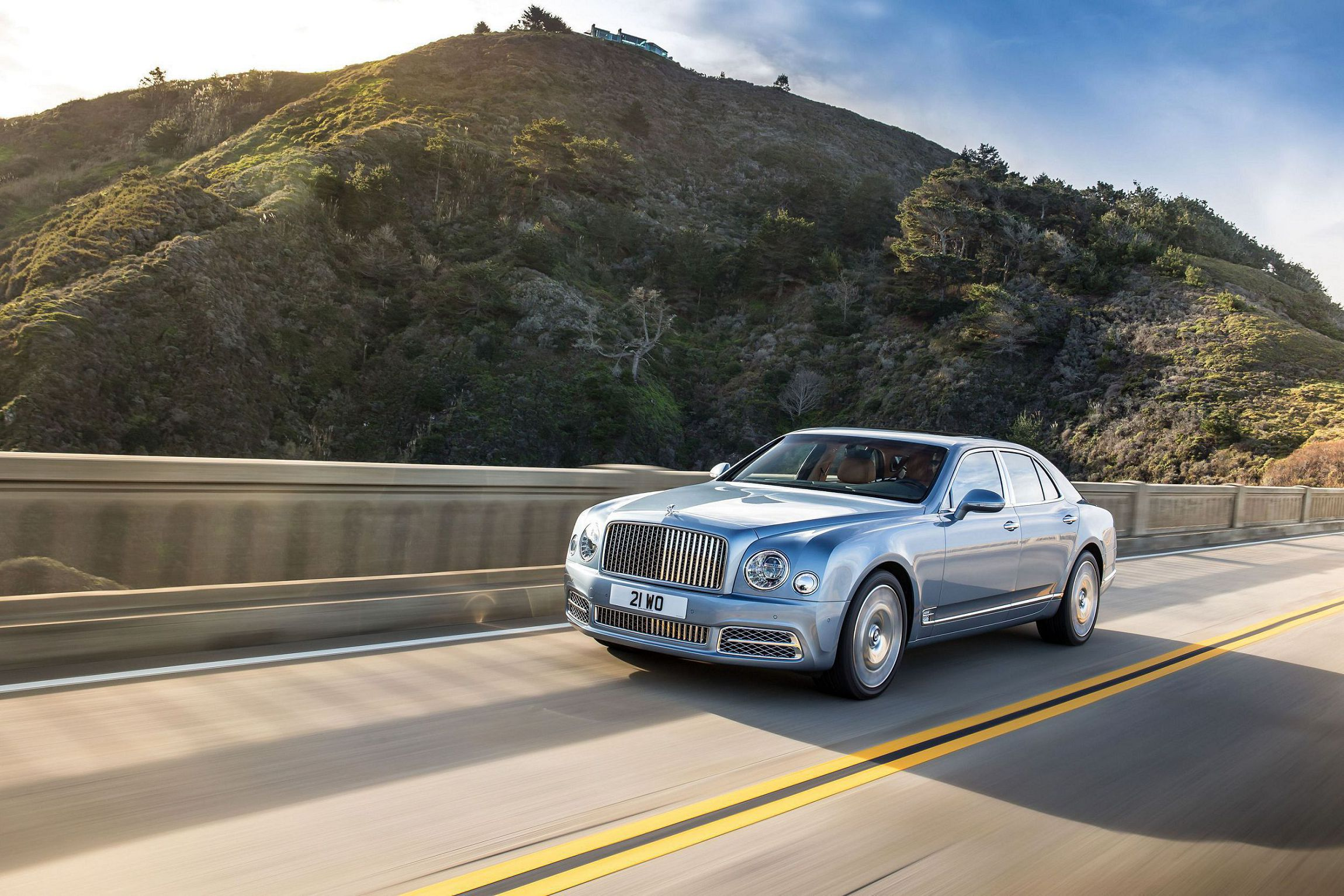 Bentley Mulsanne High Quality Wallpapers