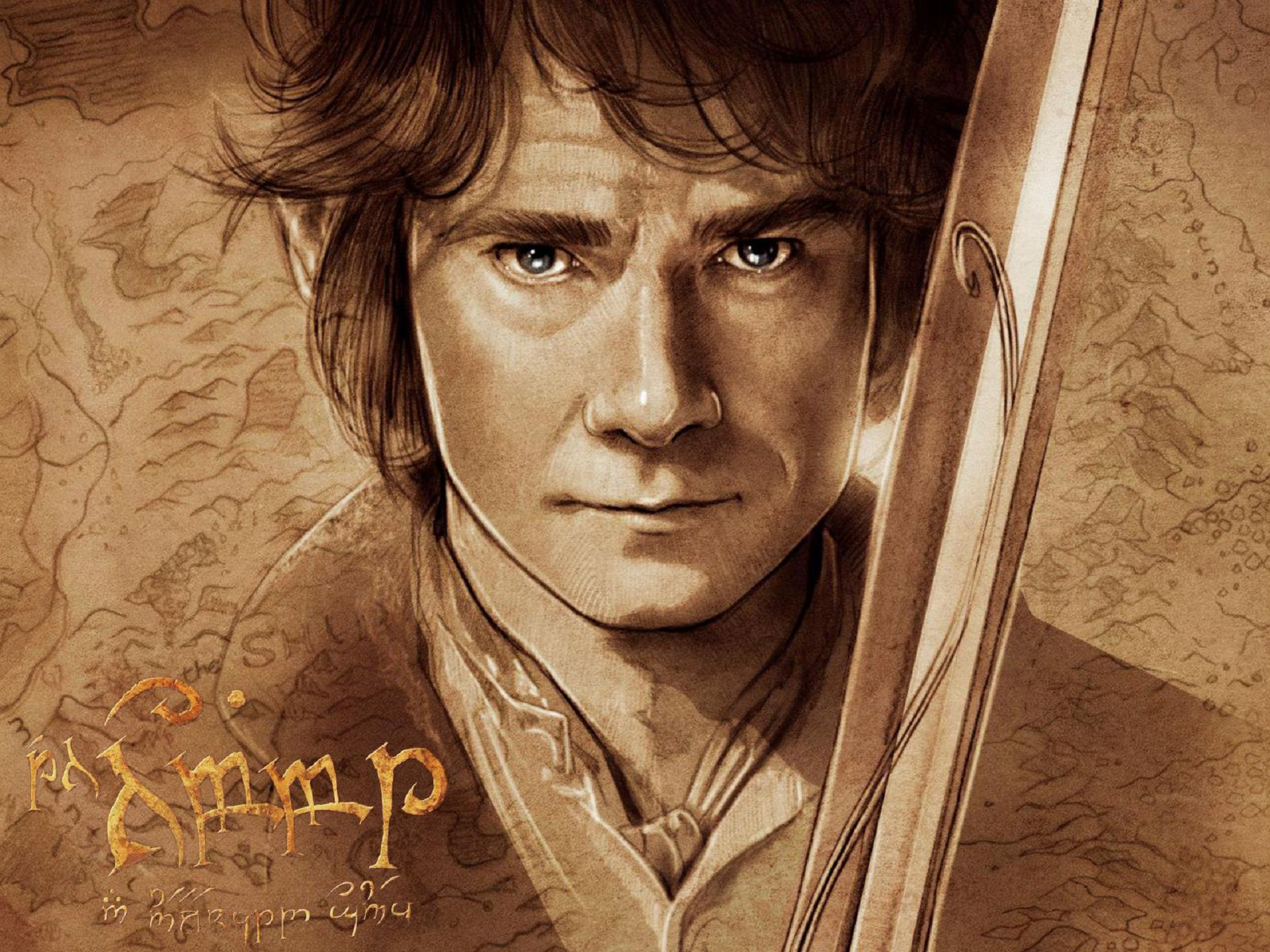 Bilbo Baggins Beautiful