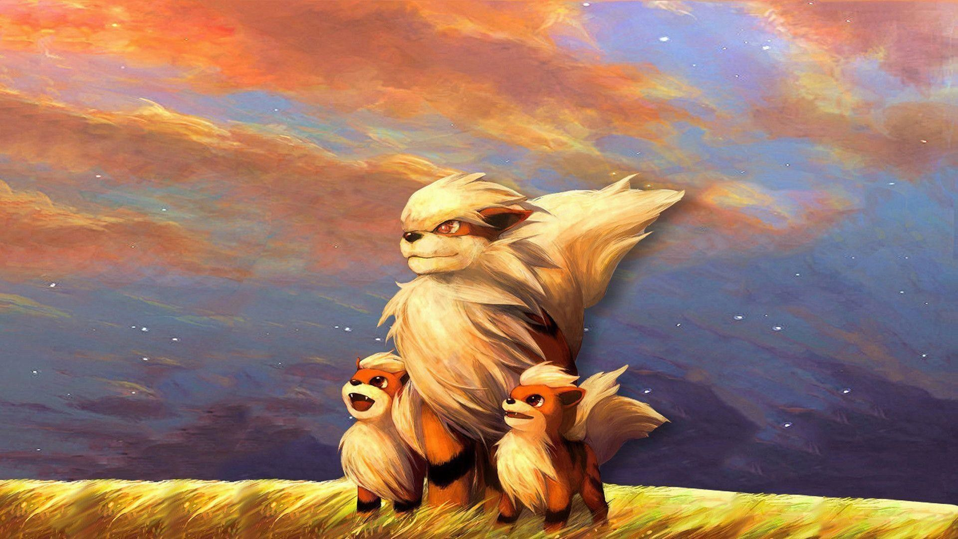 Picture Arcanine