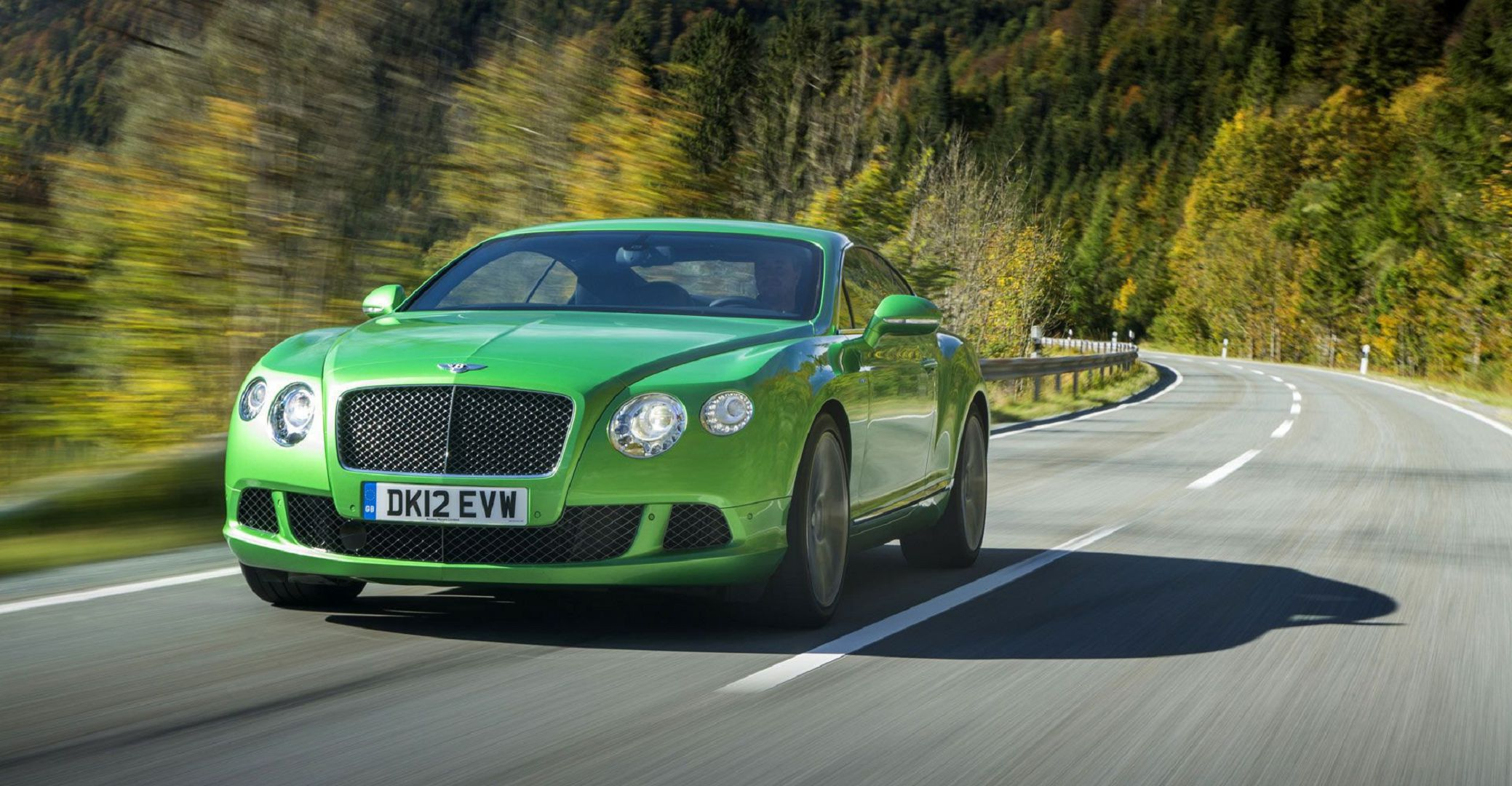 Picture Bentley Continental Gt