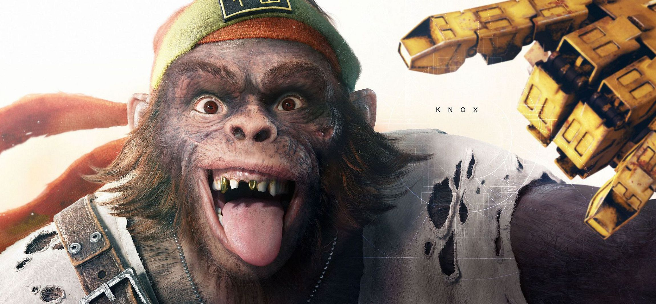 Picture Beyond Good Evil 2