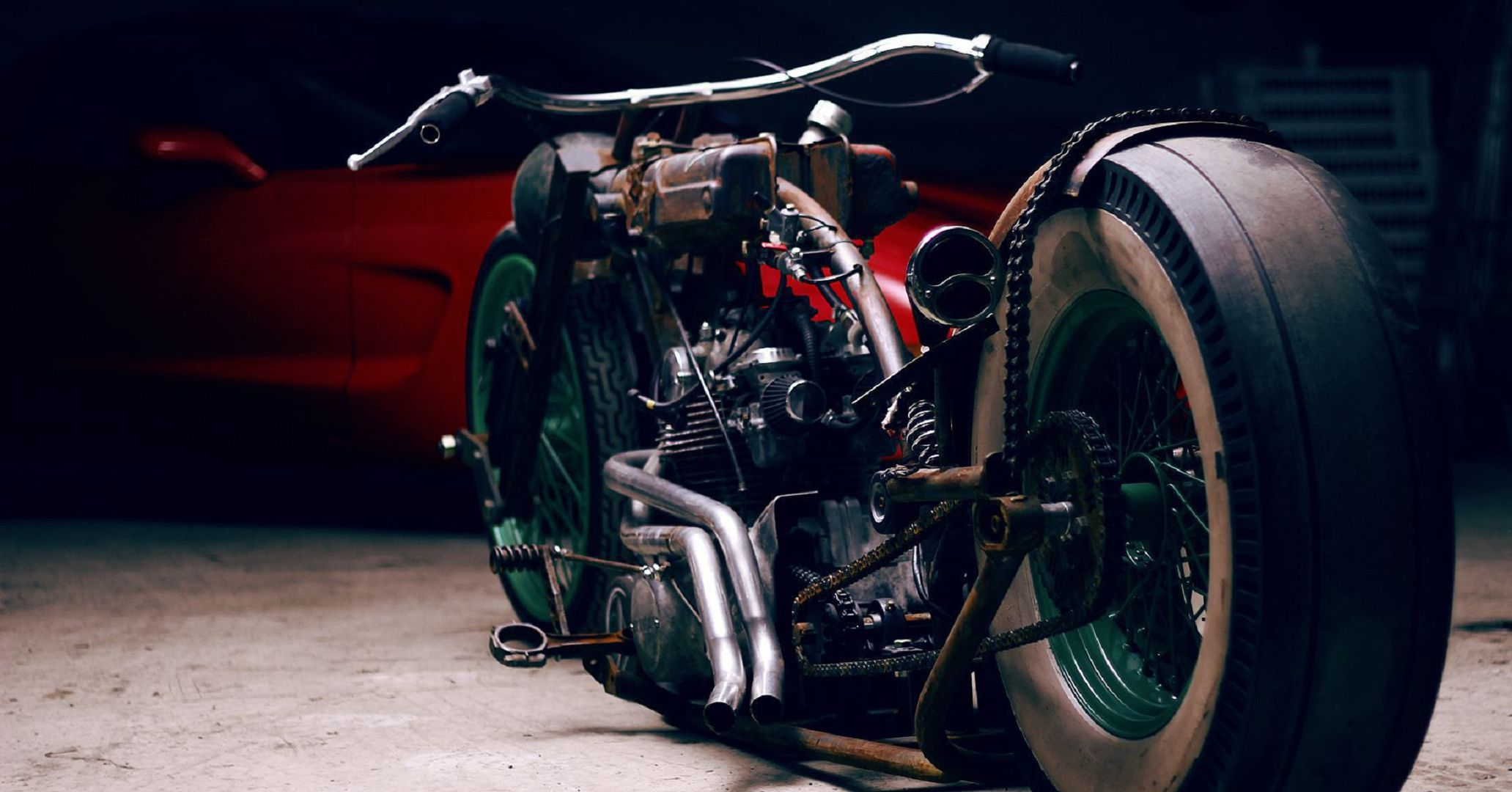 American Chopper Pictures