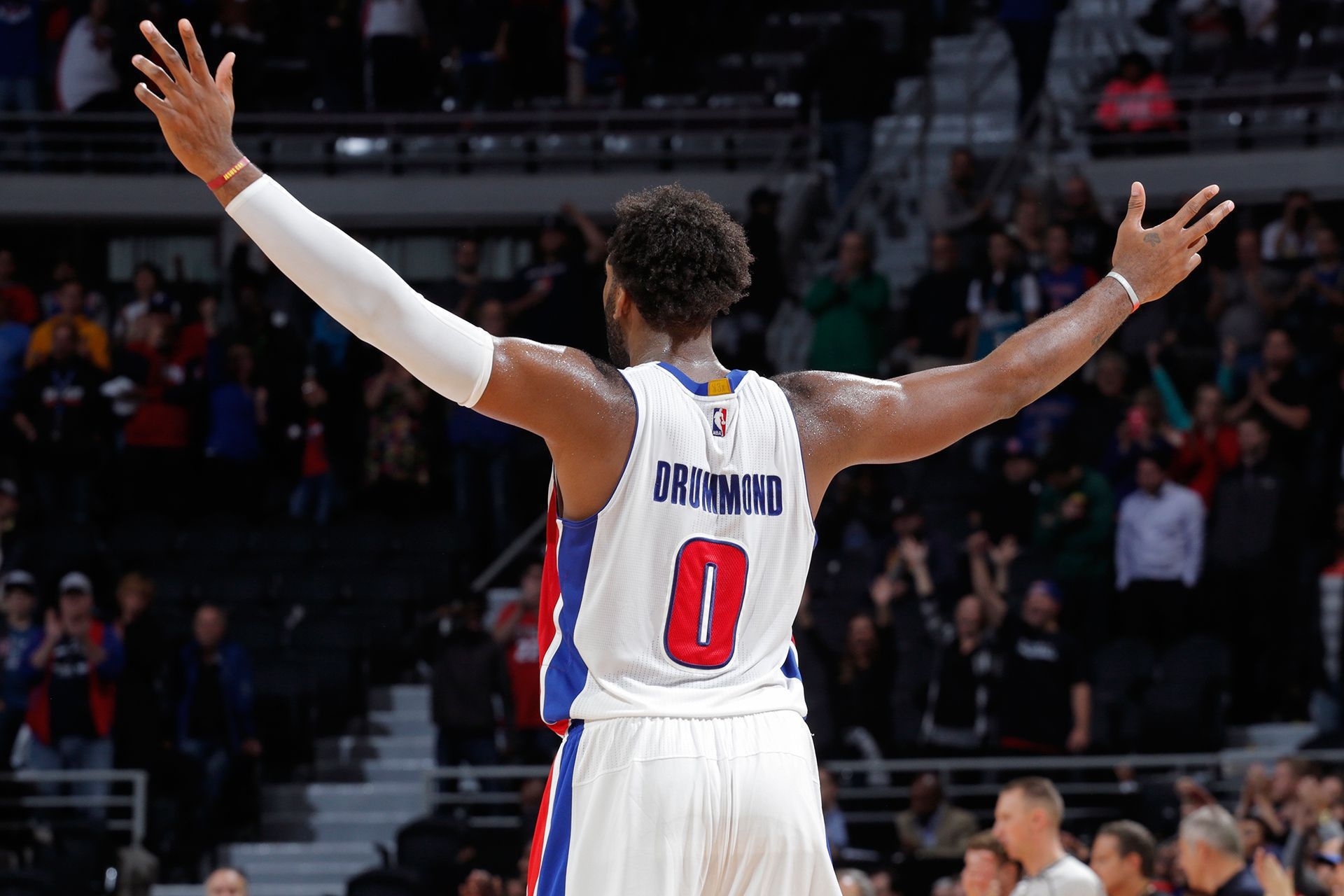 Andre Drummond HD Wallpaper