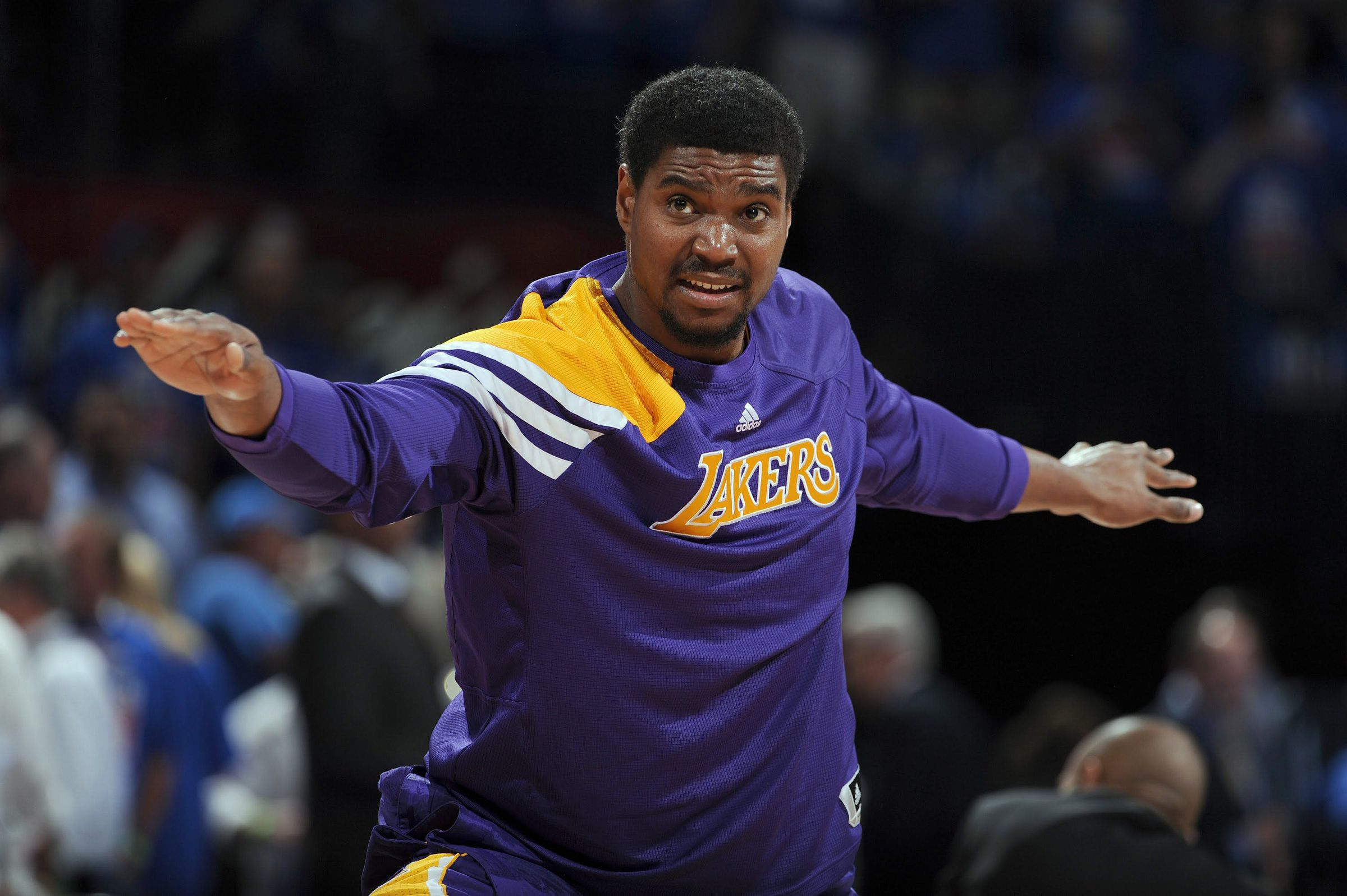 Andrew Bynum Images