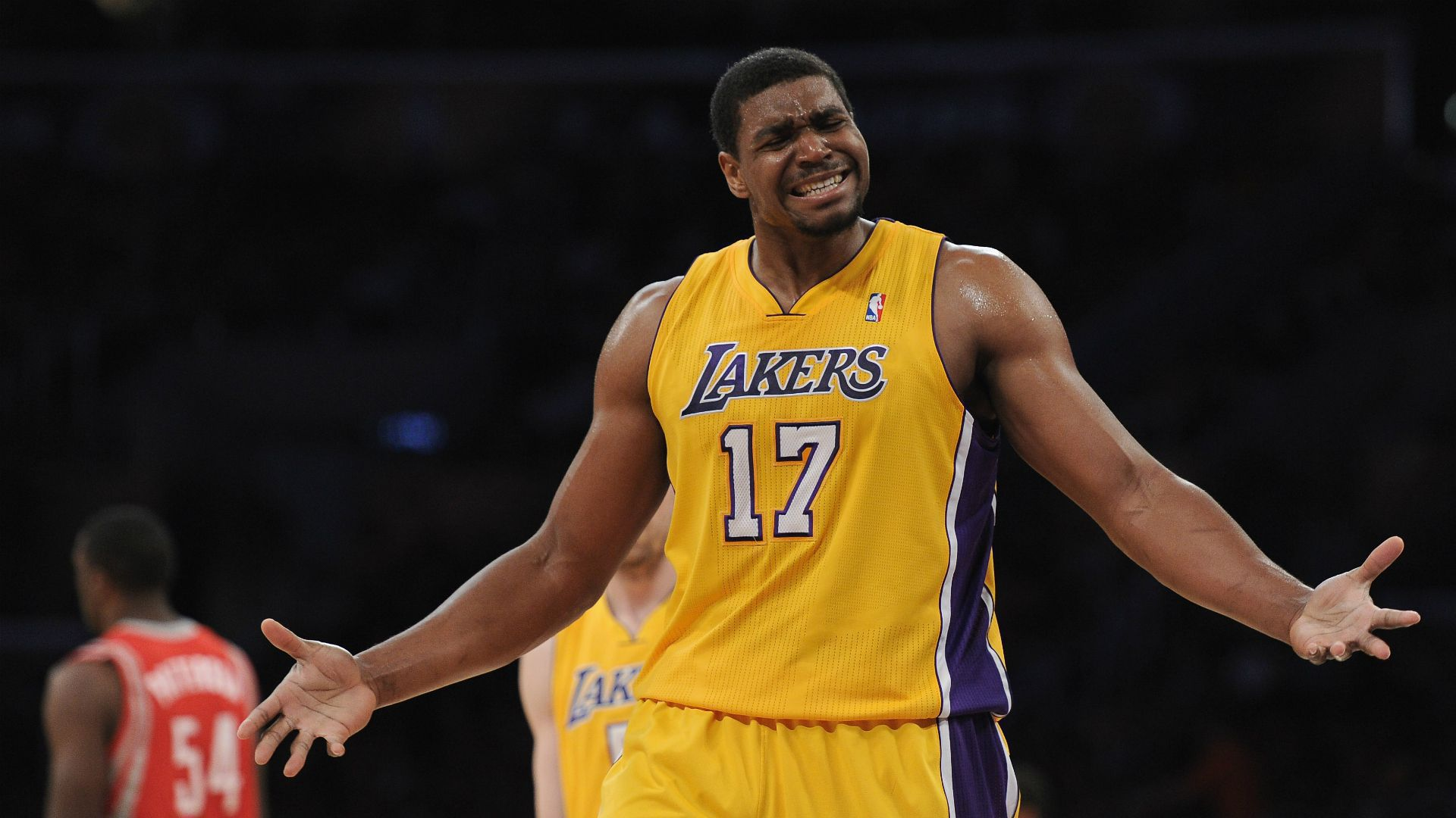 Andrew Bynum In High Resolution