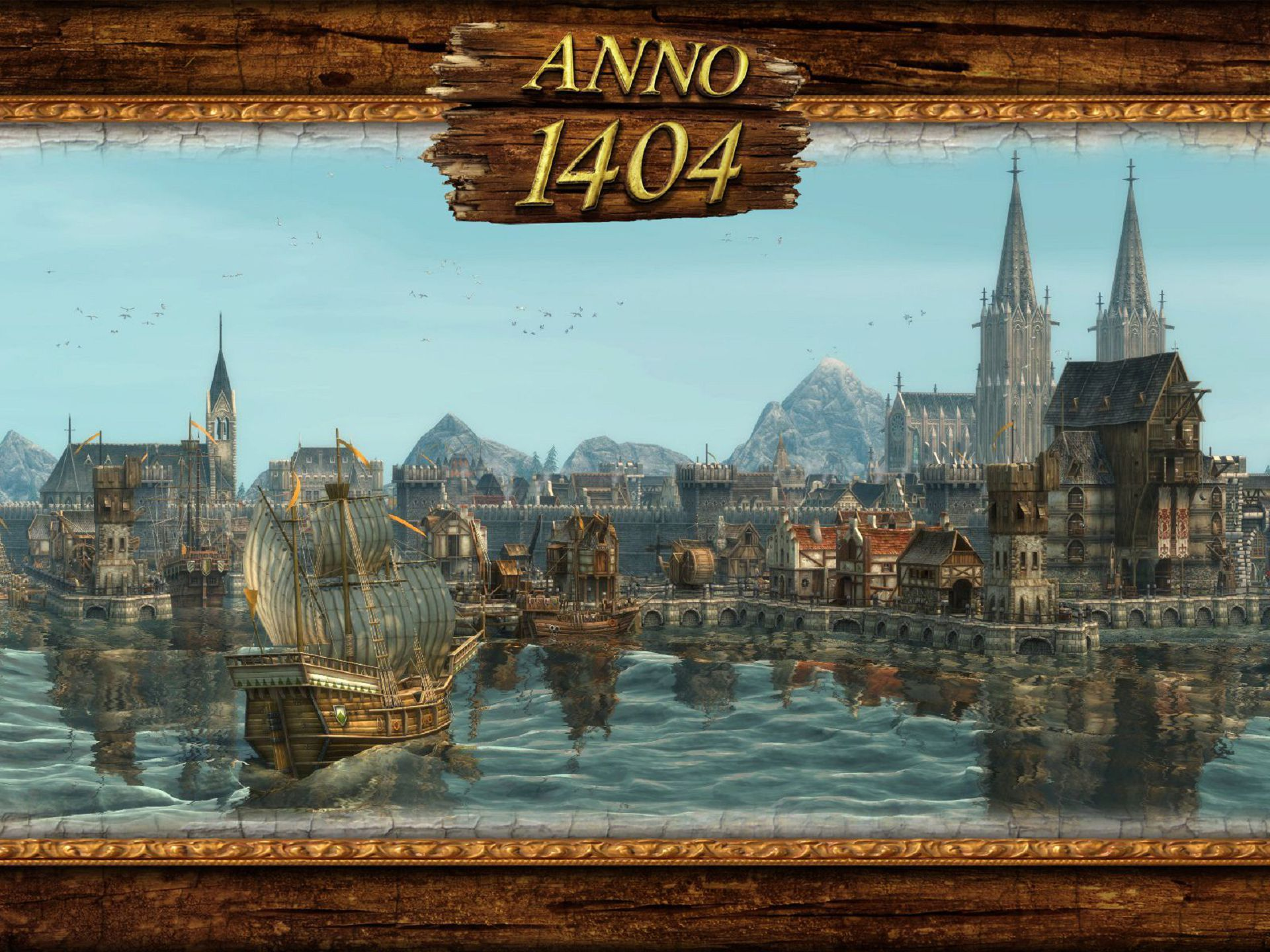 Anno 1404 Pictures