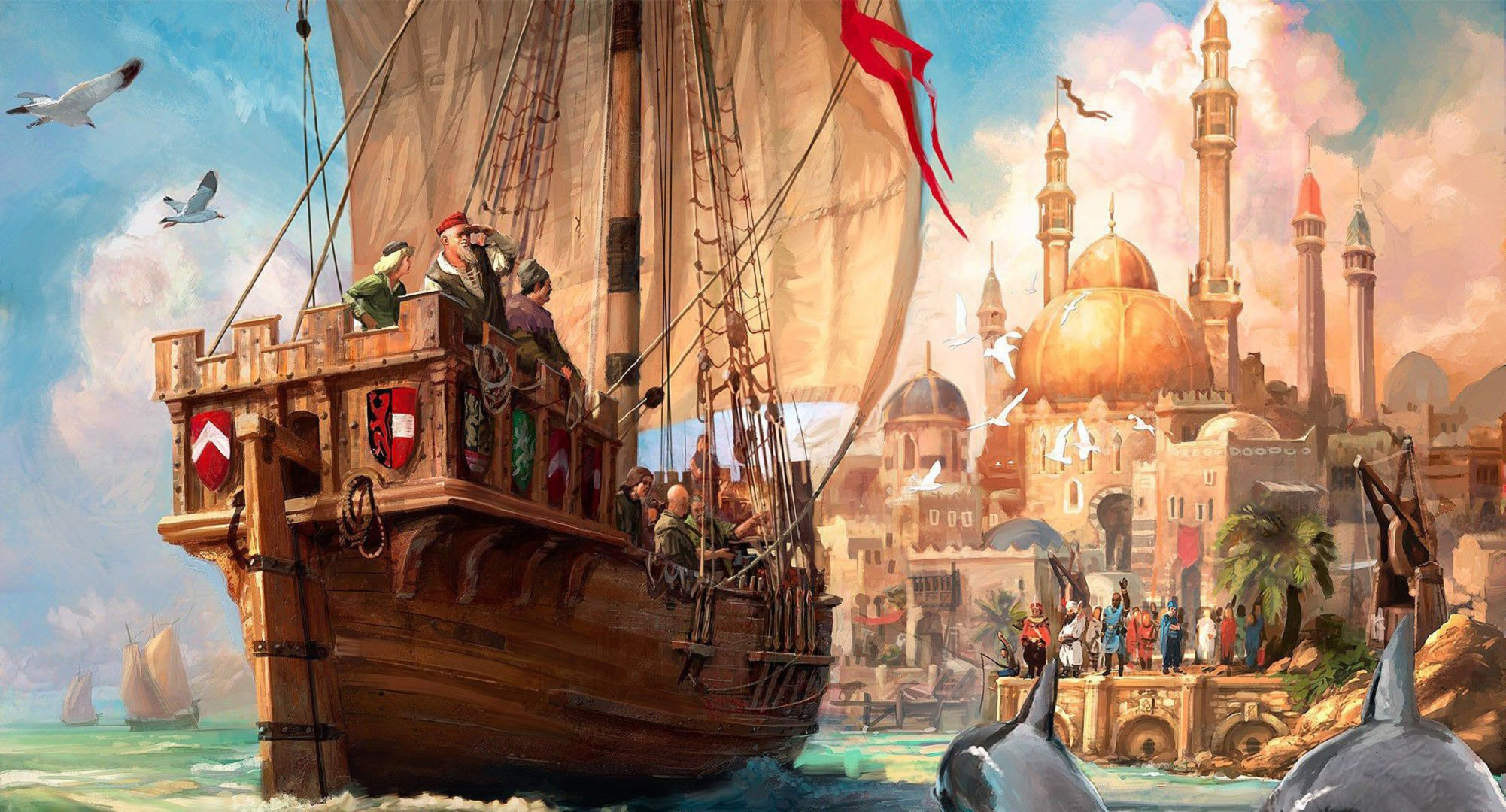 Anno 1404 Wallpapers HD