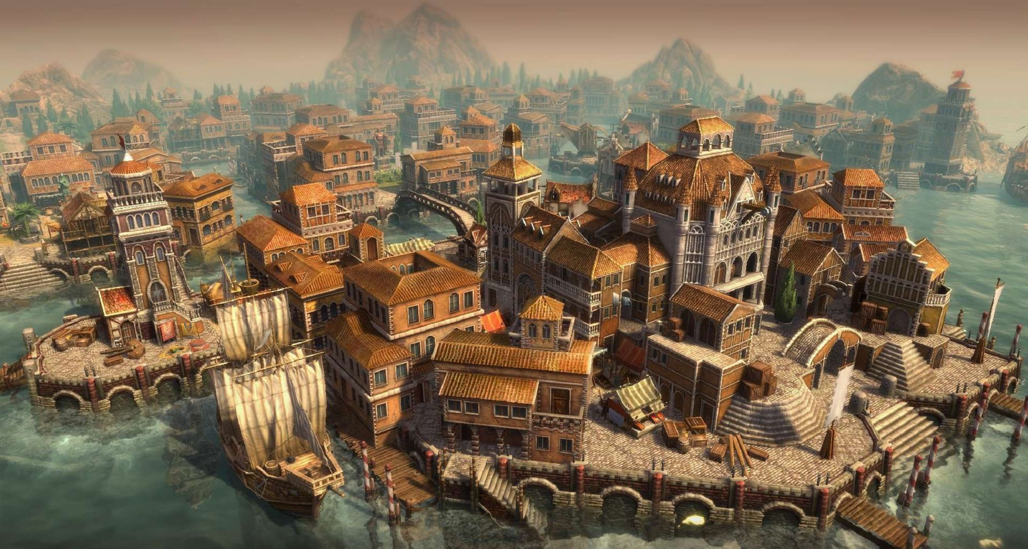 Anno 1404 In High Resolution