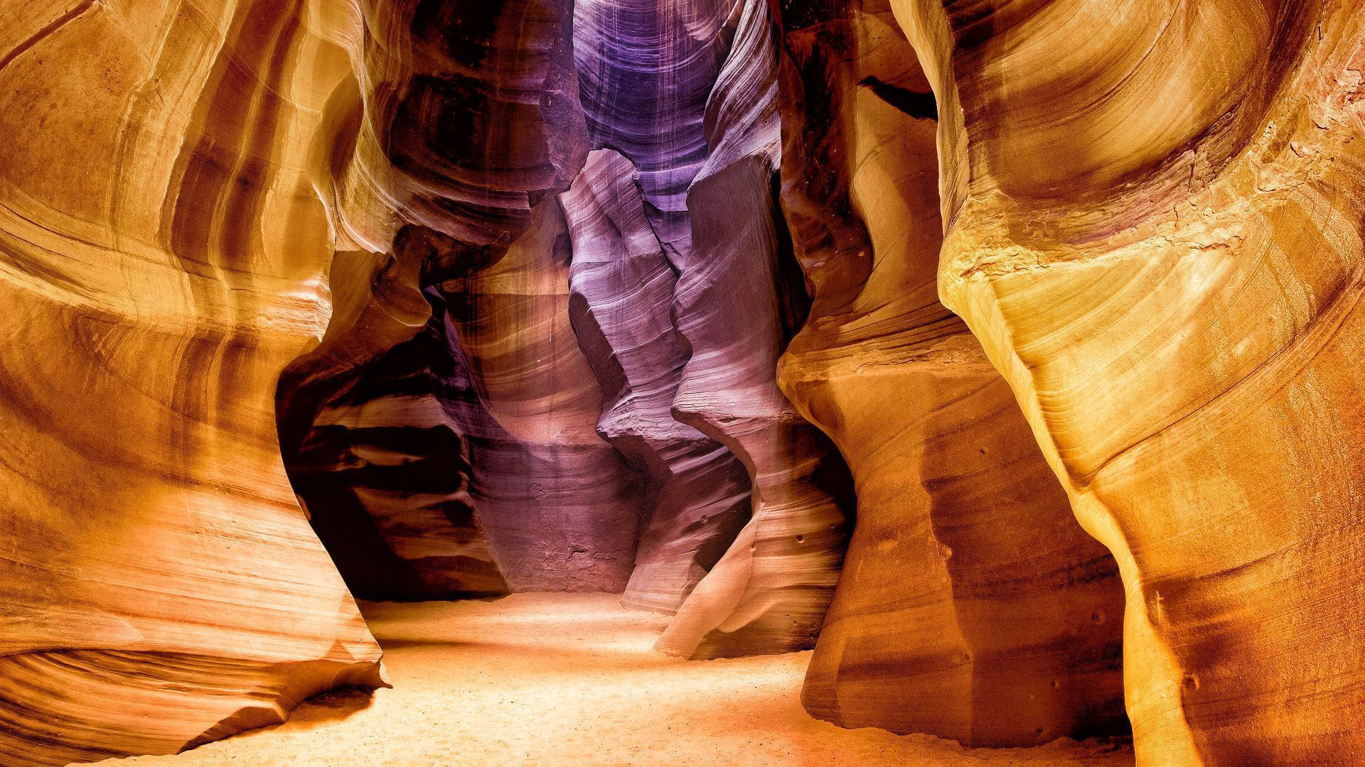 Antelope Canyon HD Desktop