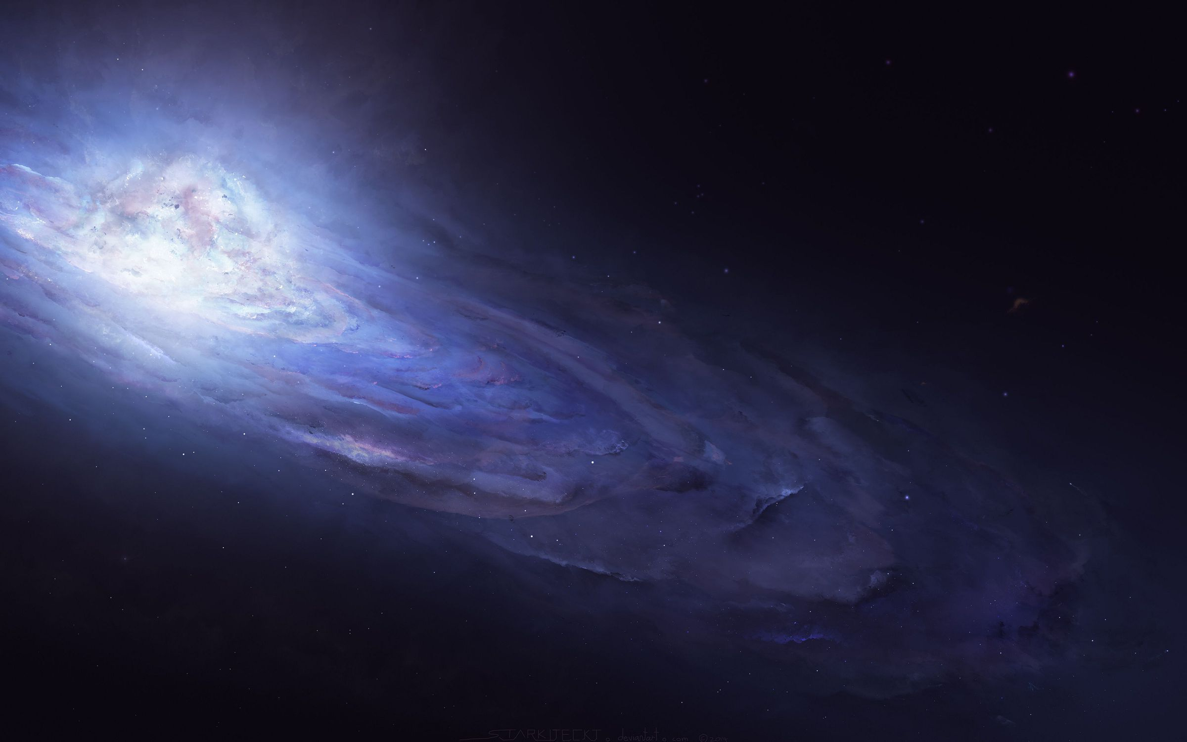 Picture Andromeda Galaxy
