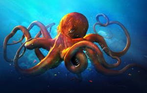 Cephalopod In HQ