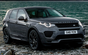 Land Rover Discovery 2020 Black Pictures
