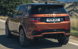 Land Rover Discovery 2020 Black Pinterest