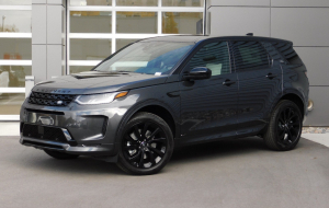Land Rover Discovery 2020 Gray Full HD Wallpapers