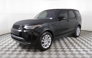 Land Rover Discovery 2020 Gray High Resolution