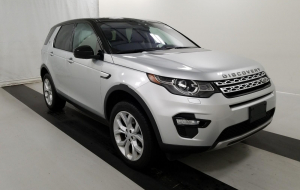 Land Rover Discovery 2020 Gray Pics