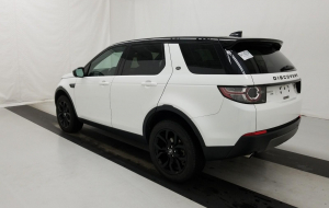 Land Rover Discovery 2020 Gray Pictures