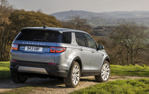Land Rover Discovery 2020 Gray Wallpapers HQ