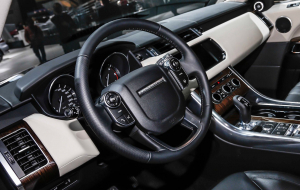 Land Rover Discovery 2020 Interior 4K Wallpapers