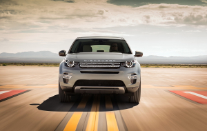 Land Rover Discovery 2020 Interior Full HD Wallpapers
