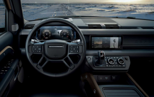 Land Rover Discovery 2020 Interior Gallery