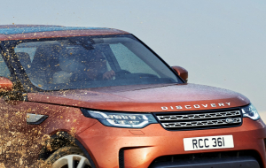 Land Rover Discovery 2020 Silver High Resolution